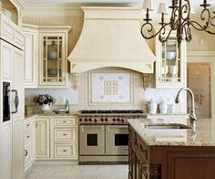 The kitchen I would love to be