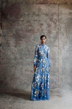 Erdem Resort 2018 Fashion Show Collection
