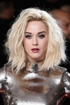 In love with this lip color on Katy Perry :D #repin #inspiration #love  //loved by mghairandmakeup.com - - Hair and Makeup at the Grammys 2017 | Red Carpet Pictures | POPSUGAR Beauty