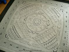 Complete Sophie's universe in a solid color. Next on my personal list
