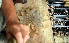 Alla scoperta dell'intaglio del legno #intaglio #legno #lavorazione #artigiani