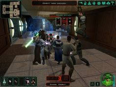 Star Wars - Knights of the Old Republic II : The Sith Lords - Massively peeved with this one because it was so buggy - incomplete.