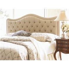 Drexel Heritage® Et Cetera King Upholstered Headboard - Sprintz Furniture - Headboard Nashville, Franklin, Brentwood and greater Tennessee