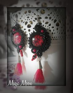 earring soutache  https://www.facebook.com/MagicaMoon