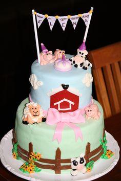 Barn Yard 1st Birthday Party!  www.sweetaddictionsbynichole.vpweb.com