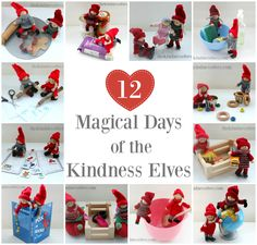 12 Magical Days of Kindness with the Kindness Elves