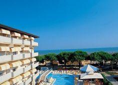 hotel Miramare . Lignano, Italy