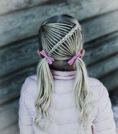 """2,424 Me gusta, 91 comentarios - Hilde (@studiohilde) en Instagram: """"Pigtail style inspired by @pr3ttygirl79 . . . . . #braid #braids #brainding #braidideas…"""""""
