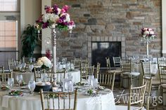 Guest Table. Photo Credit Leppert Weddings.