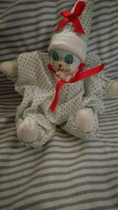 My first clown I ever bought, love this cutie