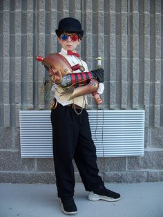 The World's Best Photos by broken toys Steampunk Boy, Steampunk Wedding, Steampunk Costume, Steampunk Clothing, Steampunk Fashion, Victorian Fashion, Steampunk Outfits, Cosplay Diy, Cosplay Costumes