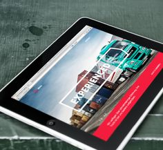 Heinz Schauperl Logistics - Branding on Behance Austrian Village, Web Inspiration, Family Business, Brand Identity, Branding Design, Web Design, Behance, Success Story, A3