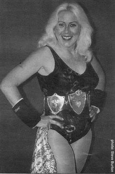Wrestling Redux: WCW, Debbie Combs