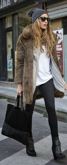 Fur fashion