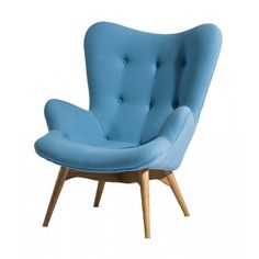 Grant Featherston Lounge Chair: Click Here to Buy: http://www.allworldfurniture.com/accent-chairs/613-grant-featherston-lounge-chair.html