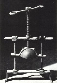 The Head Crusher - Commonly used by the Inquisition (just the picture)