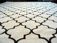 http://diddledumpling.blogspot.com/2011/04/tutorial-hand-painted-rug.html