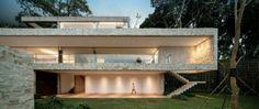 Dubbel genieten: Dit minimalistische droomhuis bevindt zich in Rio de Janeiro nytimes.com