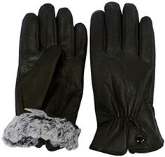 N'Ice Caps Womens and Mens Genuine Kid Leather Gloves With Plush Lining Leather Gloves, Leather Men, Mitten Gloves, Mittens, Best Caps, Cold Weather Gloves, Driving Gloves, Fashion Brands, Women Accessories