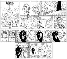 Erma :: Erma X-mas Special #2 | Tapastic Comics - image 1