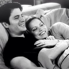 One Tree Hill - Naley - Nathan Scott (James Lafferty) Haley James Scott (Bethany Joy Lenz) Always and Forever #goals