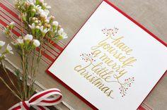 Bespoke Press: Some very special Christmas cards...