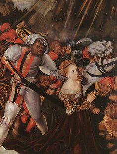Representations of St Jeromeby Lucas CRANACH the Elder 자화상 1550 루카스 크라나흐(Lucas Cranach, 1472년~1553년)는독일의 화가이다. 프랑켄 지방의 크로나흐에서 태어났다. 초기의 크라나흐