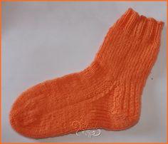Chaussettes à talon double (avancées)#146813