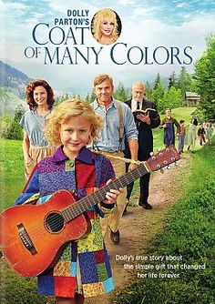 Jennifer Nettles, Ricky Schroder, Gerald McRaney and Alyvia Alyn Lind star in the story about the humble beginnings of Dolly Parton. Dolly Parton Movies, Christmas Of Many Colors, Ricky Schroder, Jennifer Nettles, Christian Films, Coat Of Many Colors, I Love Cinema, Lifetime Movies, 2015 Movies