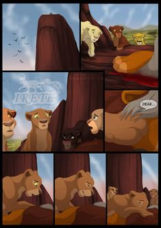Marks of the past - page 12 by irete on deviantart lion king Lion King Series, The Lion King 1994, Lion King 2, Lion King Movie, Disney Lion King, Lion King Tree, Lion King Story, Lion King Fan Art, King Art