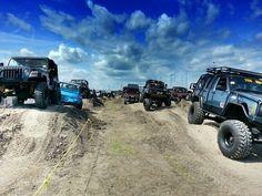 Jeep Beach 2013