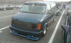 Astro Van, Custom Vans, Safari, Wheels