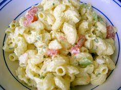 Six Sisters' Stuff: Traditional American Macaroni Salad