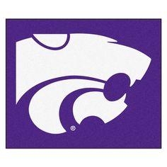 FANMATS NCAA Kansas State University Tailgater Mat