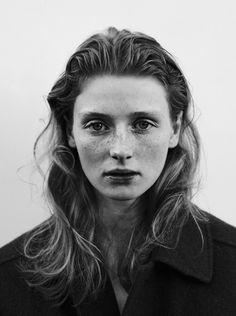 Jack Davison Black and White Portraits