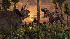 New Dinosaur Art Collection - StockTrek Images