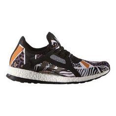 Women's adidas Pure Boost X Trainer Core Black/Core Black/EQT