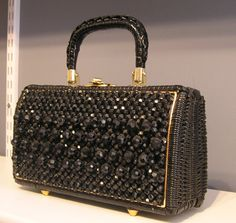 Great Vintage Bag! It appears cruelty free and that is a wonderful thing we all can do.