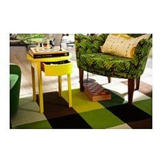 Elegant Ikea Stockholm Bedside Table