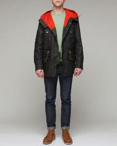 Cavendish Jacket from Barbour