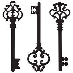 Três chaves usadas em conjunto são ditas para destravar as portas de   1)…