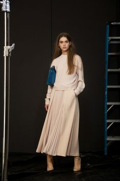 Cédric Charlier Pre-Fall 2014 Collection Slideshow on Style.com