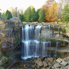 Websters Falls - Hamilton, Ontario