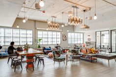 Out of Office: Workplace Innovation in the Age of the Sharing Economy - Architizer