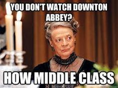 Thankfully, I do watch this wonderfully produced BBC program even though I am a Yankee!!!