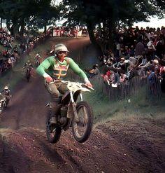 Carlqvist Ossa Phantom 250-1976 Mx Racing, Flat Track Racing, Off Road Racing, Motocross Racer, Motocross Bikes, Vintage Motocross, Mx Bikes, Sport Bikes, Old Motorcycles