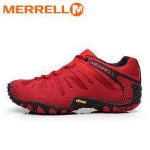 3e0371e4d544a ... zapatos 844556. Ver más. Merrell Mujeres Rojo Ninguno-Slip de Malla  Transpirable Ligero Zapatillas de Trekking de Montaña Senderismo