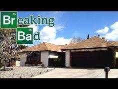 Breaking Bad Tour In Albuquerque!!