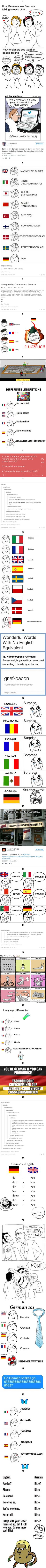 25 Hilarious Reasons Why The German Language Is The Worst