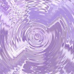 satin ripples lavender